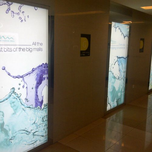 4-Location - Dubai Marina Mall, Dubai