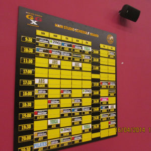 94 Gold's Gym 2 - Location - Reef Mall, Dubai