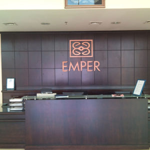 Emper 2 - Location - Technopark, Dubai